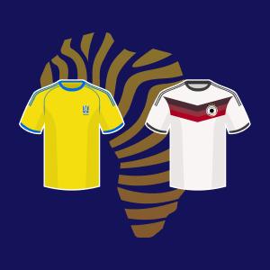 prono uefa ukraine allemagne