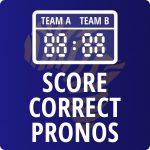 score correct prono foot
