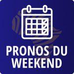 pronos du weekend afrique