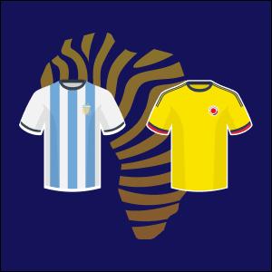 prédiction football demi-finale Copa America 2021 Argentine vs Colombie