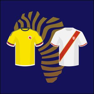 prono foot petite finale Copa America 2021 Colombie vs Pérou
